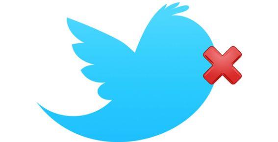Aclaraciones sobre la supuesta censura en Twitter