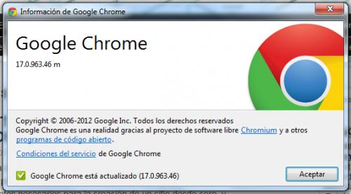 Chrome se actualiza con mejoras de rendimiento y seguridad