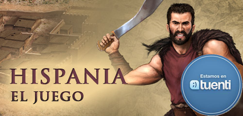 La serie Hispania llega a Tuenti