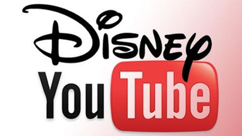 Nuevas series para el canal de Youtube de Disney