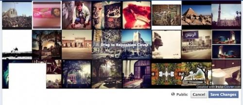 InstaCover: Utiliza imágenes de Instagram como portada en Facebook