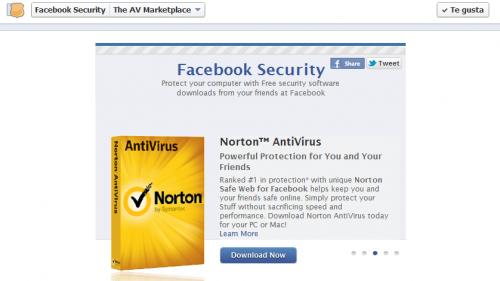 Facebook ofrece antivirus para mejorar la seguridad de los usuarios