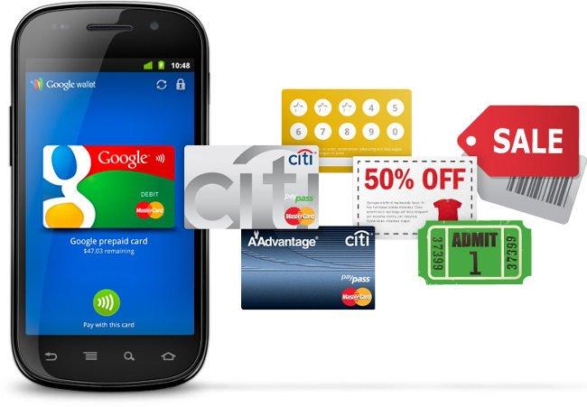 Google entra en el negocio de los pagos por móvil
