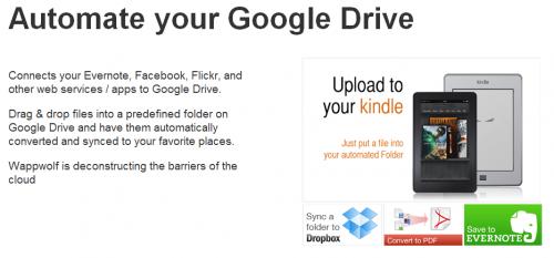 Automatiza acciones en Google Drive con GDrive Automator