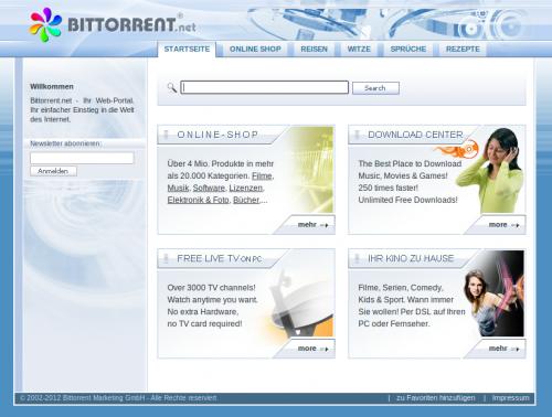 BitTorrent demanda a empresa alemana por violación de nombre registrado