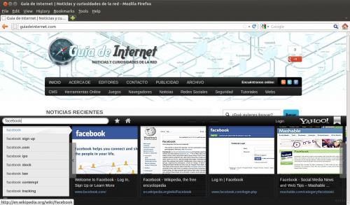 Yahoo! se mete en el mundo de los navegadores con Axis