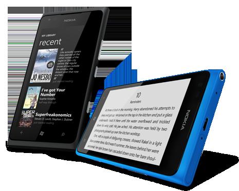 Nokia abre su propia tienda de eBooks