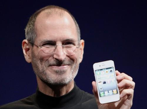 Homenaje a Steve Jobs en los Webby Awards
