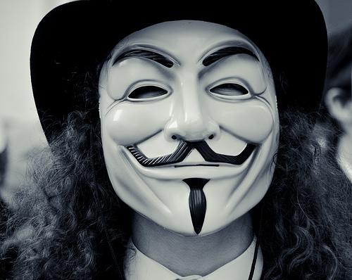 """Según hacker, Anonymous es """"la organización más poderosa de la Tierra"""""""