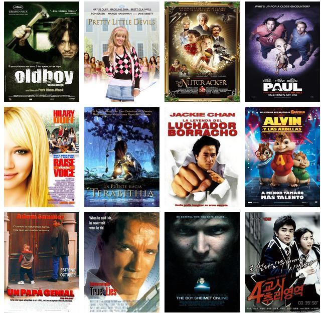 ¿Es rentable el cine en Internet?