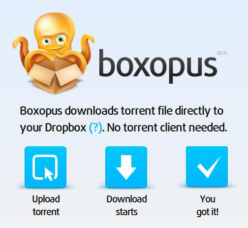 Dropbox bloquea Boxopus por su potencial para promover la piratería