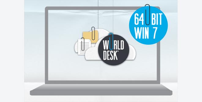Descubre las mejoras en el escritorio virtual WorldDesk