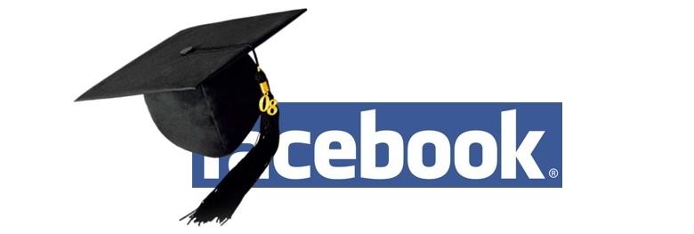 Facebook, útil también en la educación