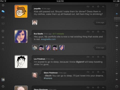Quip, nuevo cliente de Twitter para iPad