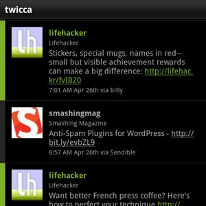 Aplicaciones útiles para usar Twitter en tu smartphone