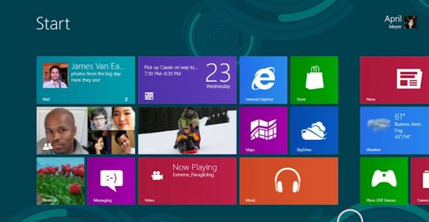 Actualizarnos a Windows 8 nos costará 39,99 dólares
