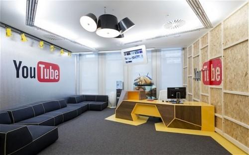 Google dedica un estudio a la producción de videos para YouTube