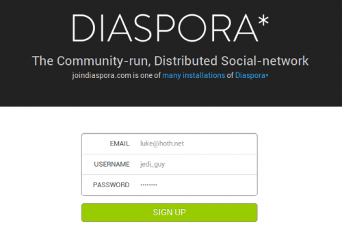 Diaspora* se convertirá en un proyecto administrado por la comunidad