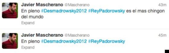 Hackean cuenta de Twitter de varios futbolistas