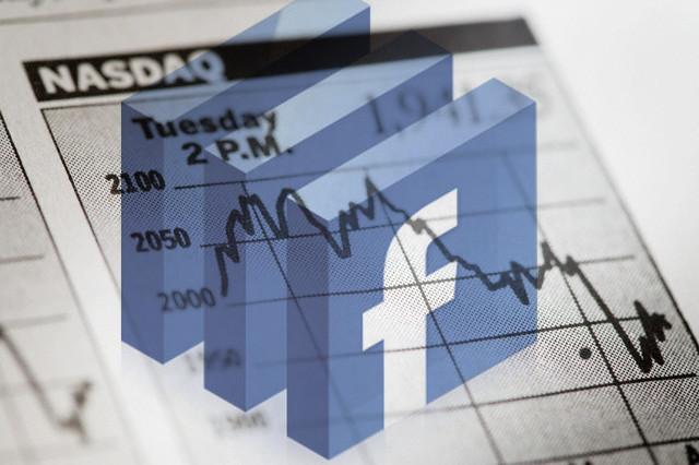 El pinchazo de Facebook en bolsa