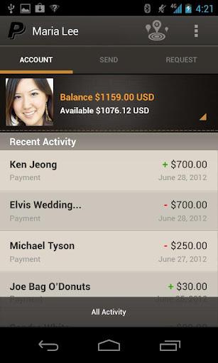 PayPal para Android, actualizada con nuevo diseño y más funciones
