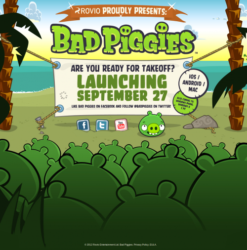 Bad Piggies, la otra cara de Angry Birds