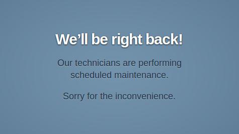 Tumblr será inaccesible por varias horas el próximo sábado