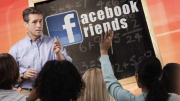 Consejos sobre Facebook para profesores