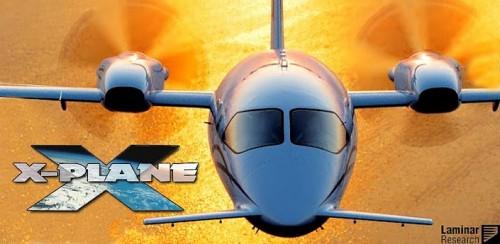El simulador X-Plane 9 pasó a ser gratuito en Play Store