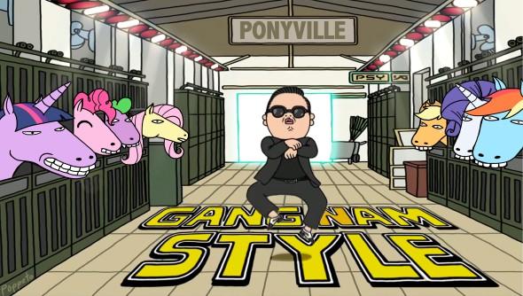 Gangnam Style llega a la cima de la historia de YouTube