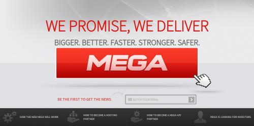 El dominio del nuevo Megaupload será Me.ga