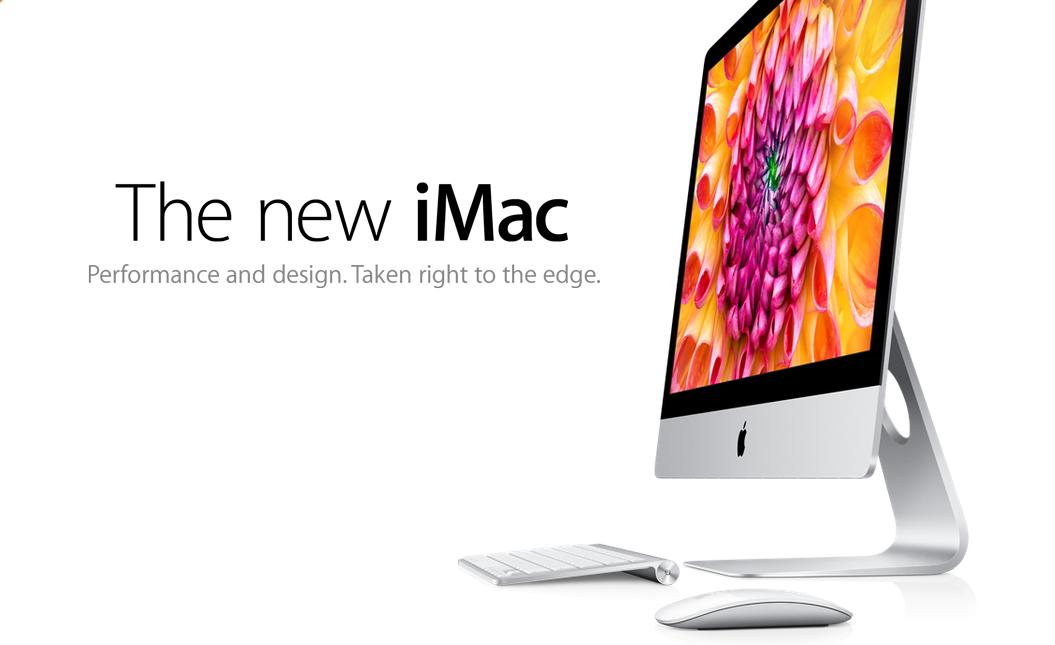 El nuevo iMac estará disponible a partir del 30 de noviembre