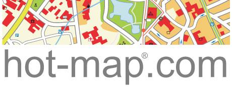 Hot-Map: más competencia para Google Maps