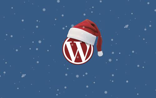 Temas y plugins navideños para WordPress