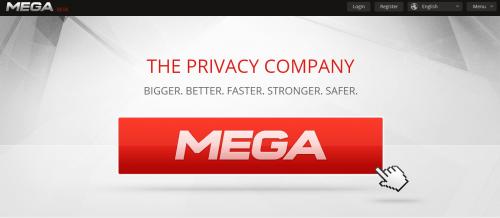 Más de 50 millones de archivos fueron subidos a Mega