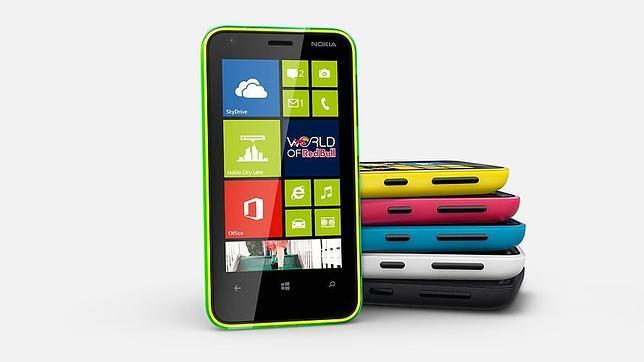 Oferta de Vodafone para el Nokia Lumia 620