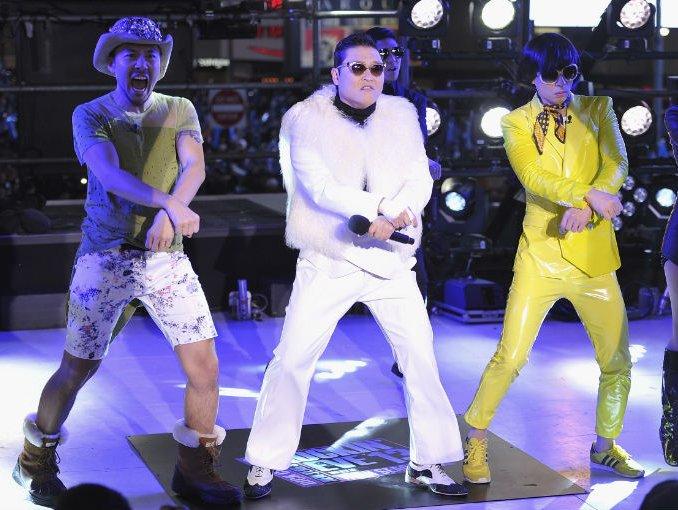 Gamnam Style genera 8 millones de dólares en Youtube