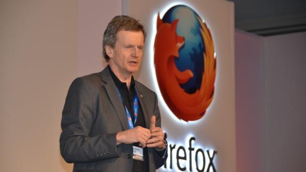 Samsung reniega del sistema operativo Firefox OS