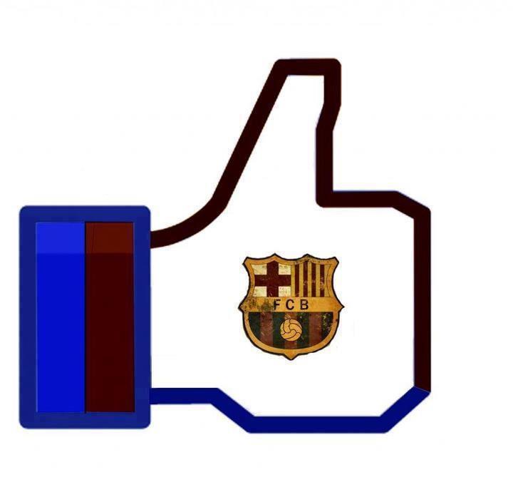 El Barça gana al Real Madrid en Facebook