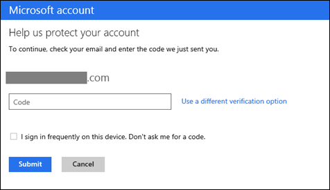 La verificación en dos pasos llega a las cuentas de Microsoft