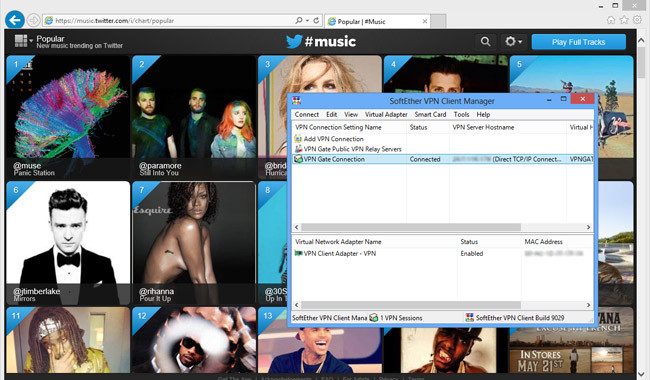 Cómo utilizar Twitter #Music en España