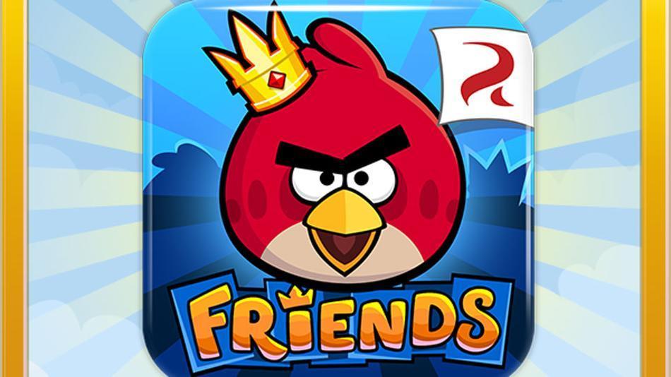 Angry Birds Friends llega al móvil