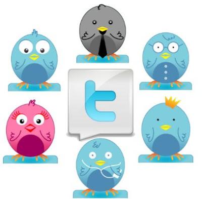Tipología de usuarios de Twitter