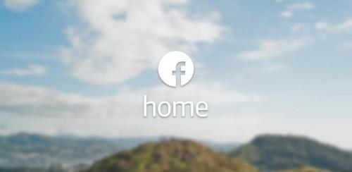 Facebook Home llegó a 500 mil descargas en 9 días