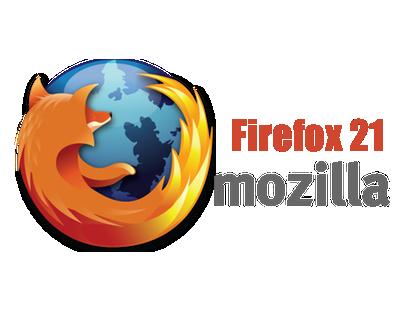 Llega Firefox 21, la versión más social del navegador
