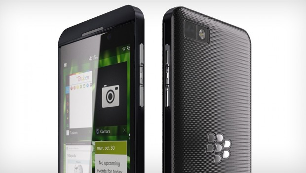¿BlackBerry renuncia a las tablets?