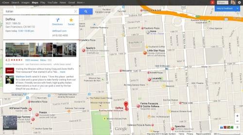 Google Maps se rediseña y añade varias novedades
