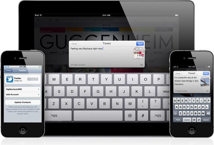 Anuncian actualizaciones de Twitter para iOS y Android