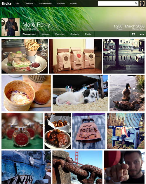 Flickr se rediseña y ofrece 1 TB gratuito a cada usuario