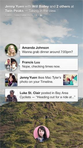 Facebook Home añade soporte para Samsung Galaxy S4 y HTC One
